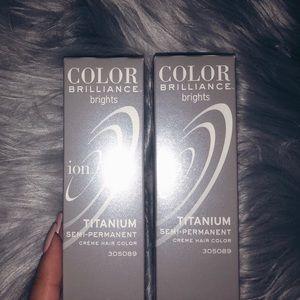 """Ion Color Brilliance Brights in """"Titanium"""""""